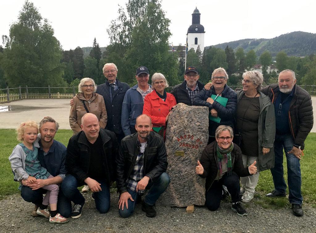 Vinnarna i 2017 års Byakamp, Öje